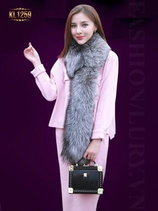 Khăn lông thú Hàn Quốc nhập khẩu cao cấp KL1259