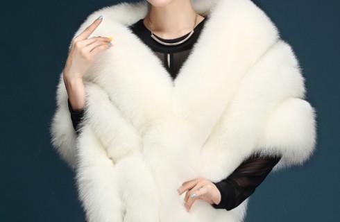 Trào lưu áo khoác lông thú cao cấp