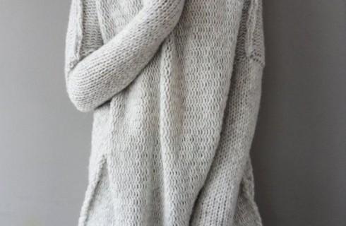 Ấn tượng với các mẫu áo len nữ dày đẹp