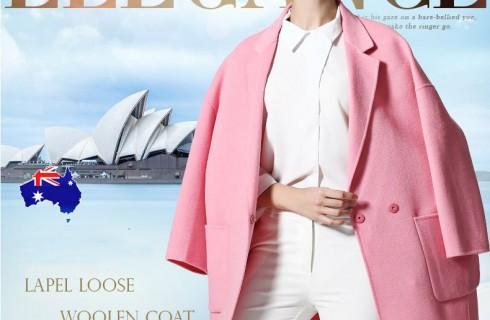 Xu hướng áo khoác dạ nữ cao cấp